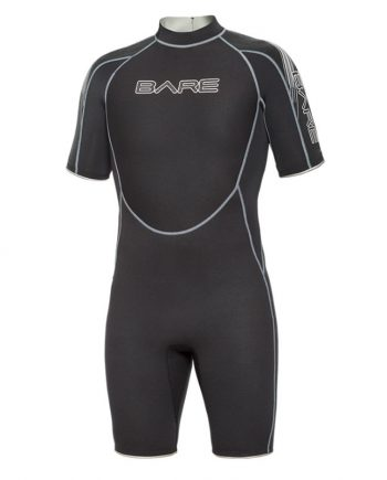 Bare 2mm Velocity Shorty - Mens