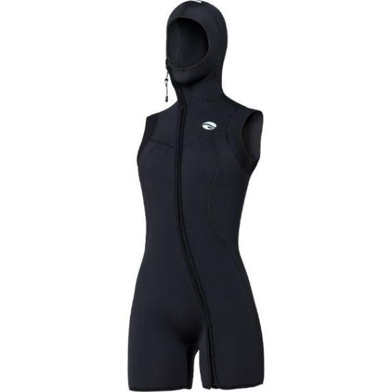 Bare 5/3mm Sport Hooded Vest - Women