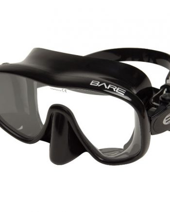 Bare Frameless Mask