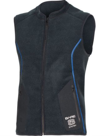 Bare SB SYSTEM Mid Layer Vest - Mens