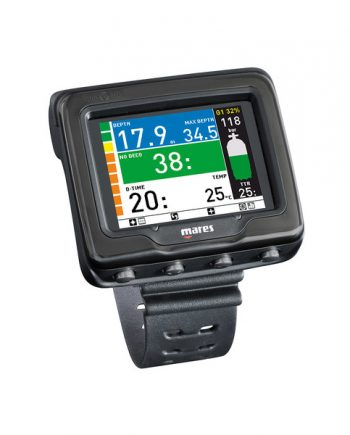 Mares Dive Computer Icon Hd Air w/ Transmitter