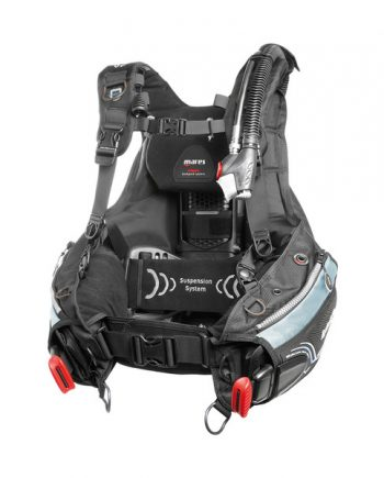 Mares B.C.D Hybrid MRS+ She Dives