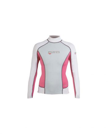 Mares She Dives Long Sleeve Rash Guard Trilastic