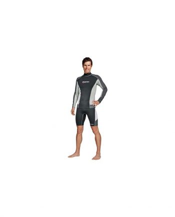 Mares Men's Long Sleeve Rash Guard Trilastic