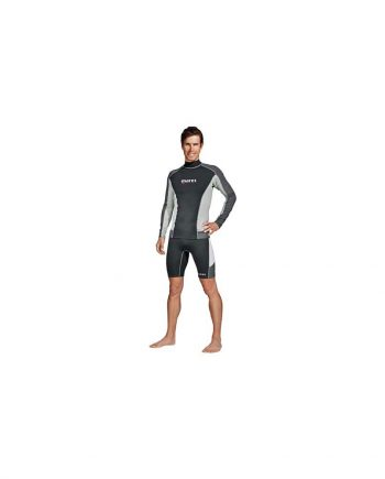 Mares Men's Rash Guard Trilastic Shorts
