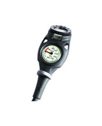 Mares Mission 2 C Pressure Gauge With Compass
