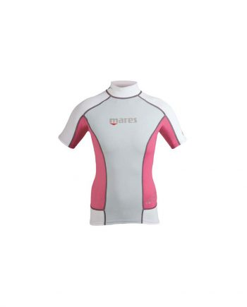 Mares She Dives Short Sleeve Rash Guard Trilastic