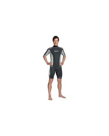 Mares Men's Short Sleeve Rash Guard Trilastic