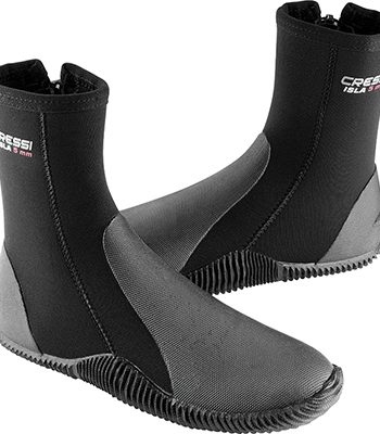 Cressi Isla Boot With Sole/Fin Holder