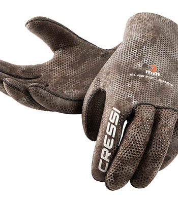 Cressi Tracina Camou Gloves - 3mm
